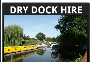 Dry Dock Hire at Blackthorn Lake Marina.